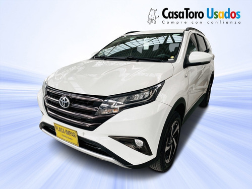 Toyota Rush Wag At 4x2 2019 1500cc