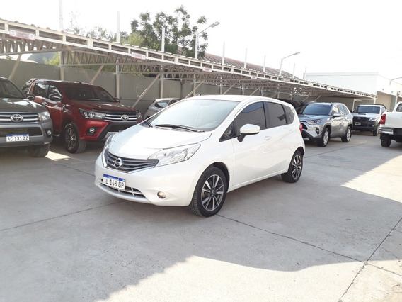 Nissan Note Exclusive Cvt Pure Drive 1.6 A/t