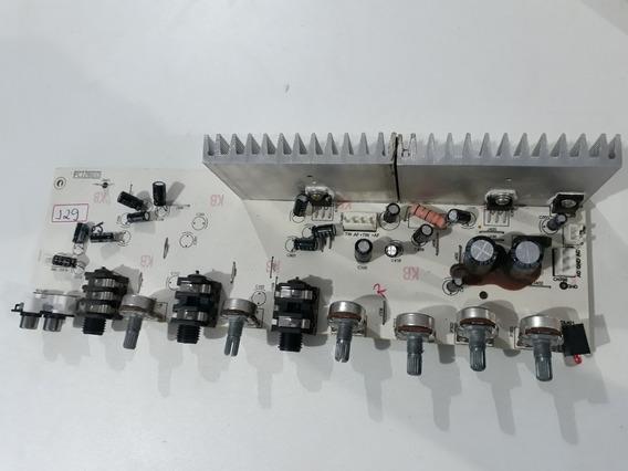 Placa Amplificadora Fram Pci 286.