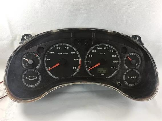 S10 2.4 Flex Painel Velocimetro Conta Giros Rpm 93342994mc