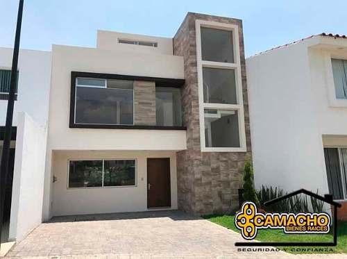 Casa En Renta En Lomas De Angelópolis Opc-0273