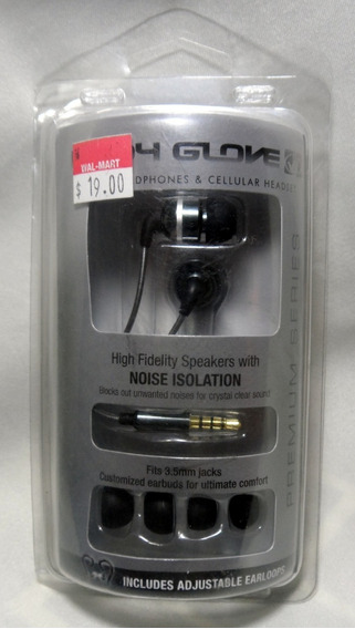 Body Glove Audifonos Crc76236 Con Microfono