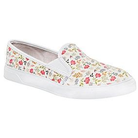 Zapatos Sneaker Flats Gösh Dama Sintético Blanco Dtt U53866