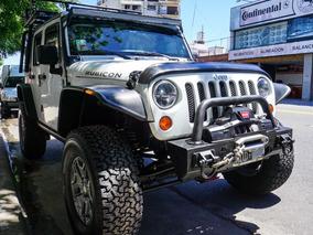 Jeep Wrangler Unlimited Rubicon Unico. +usd22,000 Accesorios