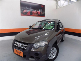 Fiat Palio 1.8 Adventure Weekend 8v Flex 4p Manual