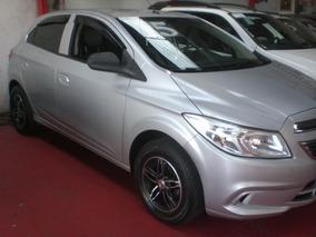 Chevrolet Onix 1.0 Lt 5p Prata 2014/2015