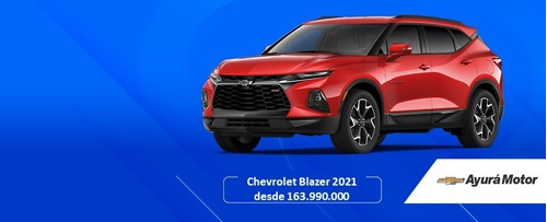 Chevrolet Blazer Rs 0 Km