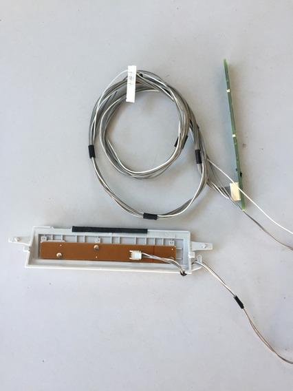 Placa Painel Teclado E Sensor Do Controle Remoto Sony