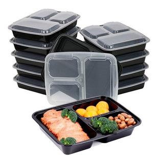 Redlemon 21 Pack Recipientes Comida Reutilizables Bento Box