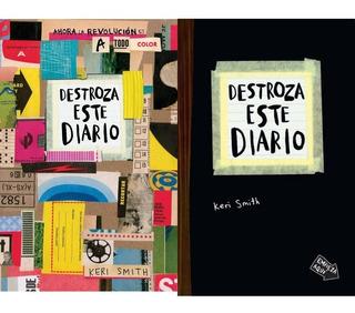 Pack Destroza Este Diario ( 2 Libros ) - Smith Keri