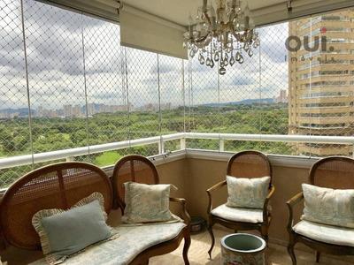 Apartamento Residencial À Venda, Alto De Pinheiros, São Paulo. - Ap3442