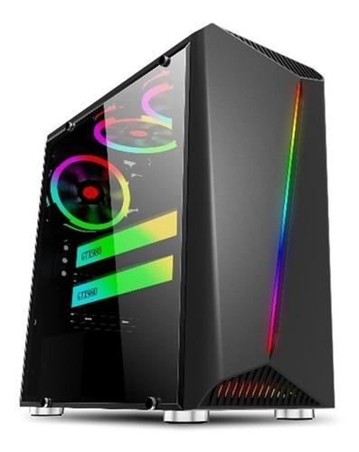 Imagen 1 de 5 de Pc Gamer Computadora Gaming I3 8gb 500gb Grafica 2gb