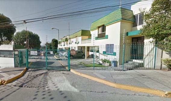 Casa En Remate Bancario En San Andres Atenco.