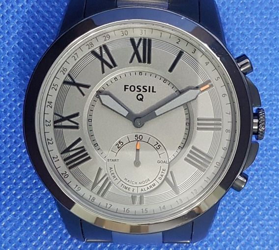 Relógio Híbrido Fossil Q Grant