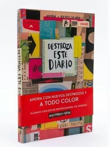 Imagen 1 de 9 de Destroza Este Diario