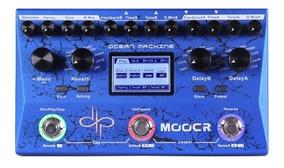 Pedal Mooer Delay & Looper Ocean Machine Tdl3 - Pd1109