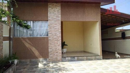 Imagem 1 de 16 de Casa Com 2 Dormitórios À Venda, 71 M² Por R$ 275.000 - Parque Liberdade - Americana/sp - Ca1377