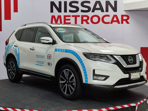Imagen 1 de 15 de Nissan X-trail Exclusive 2 Row 2021