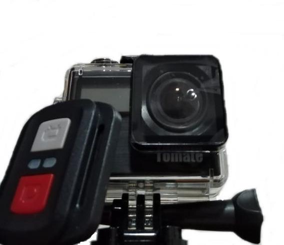 Câmera Filmadora 4k 1080p Sport Controle Wifi Tomate 1092