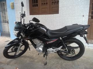 Moto Honda Fan 160 15.000 Km Rodado