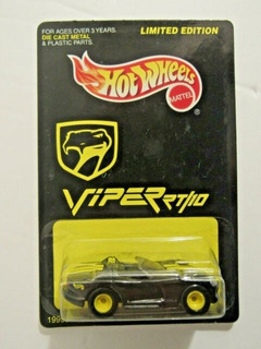 Hot Wheels 1998 - Limited Edition - Dodge Viper Rt/10