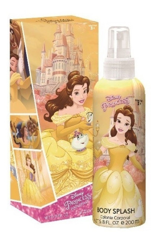 Perfume Colonia Disney Body Splash 200 Ml