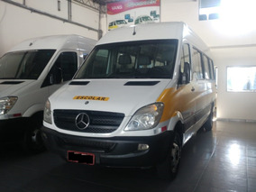 Mercedes-benz Sprinter 515 Van 2.2 2013 28 Lugares Escolar