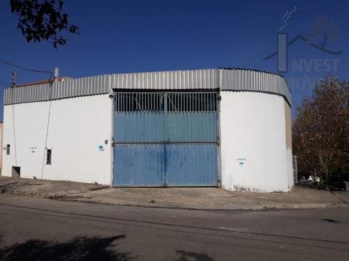 Imagem 1 de 15 de Cod 5870 - Galpão E Casa Em Sorocaba/sp - 5870