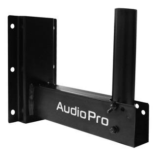 Base Soporte Montura De Parlante Para Pared Audiopro Apw001
