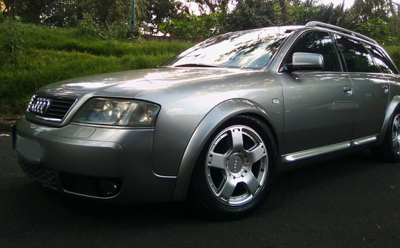 Como Salido De Agencia Audi Allroad 2001 Quattro Wagon