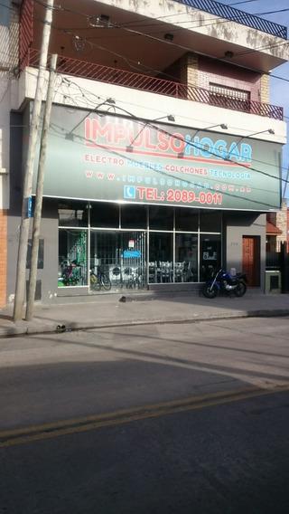 Local Comercial Lanus Casa En Segundo Piso Fondo Comercio