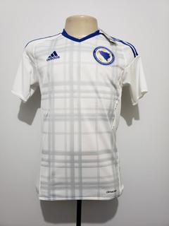 Camisa Seleção Bósnia E Herzegovina 2016 Away adidas Pp