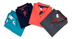 Oferta 04 Camisa Masculina Polo Plus Size Especial G1 G2 G3