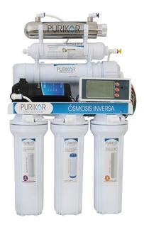 Purificador De Osmosis Inversa 6 Etapas 100 Gpd Uv