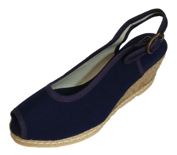Sandalias De Mujer Con Taco Chino - 303