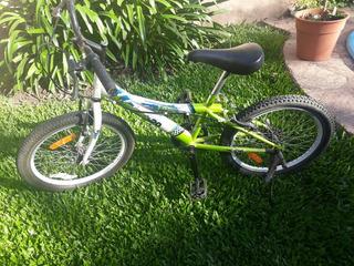 Bicicleta Niño Freestyle Aurora