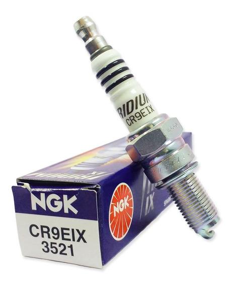 Vela Ignição Ngk Iridium Fazer Crosser Factor 150 Cr9eix