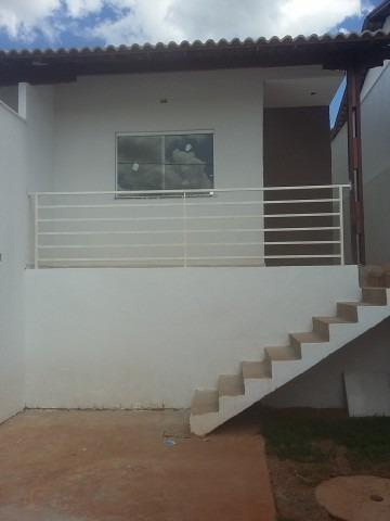 Casa Geminada Nova, 3 Quartos, 2 Vagas. Na Entrada De Esmeraldas. - 4600