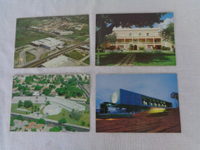 Cartão Postal Fortaleza Ceará 4 Unidades