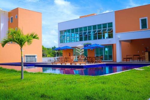 Imagem 1 de 30 de Apartamento À Venda, 62 M² Por R$ 195.457,00 - Lagoinha - Eusébio/ce - Ap1536