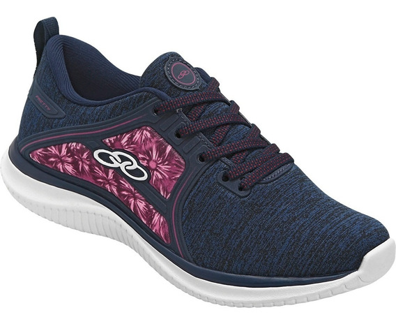 Tênis Olympikus Pretty/551 Palmilha Feetpad Confotável