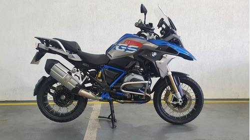 Bmw R 1200 Gs Rallye 2019 Azul