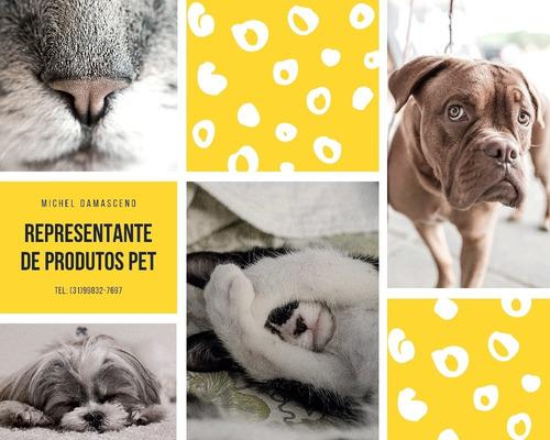Imagem 1 de 1 de Representante De Produtos Pet, Vendedor De Produtos Para Pet