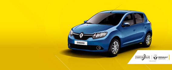 Renault Sandero Intens At 2020