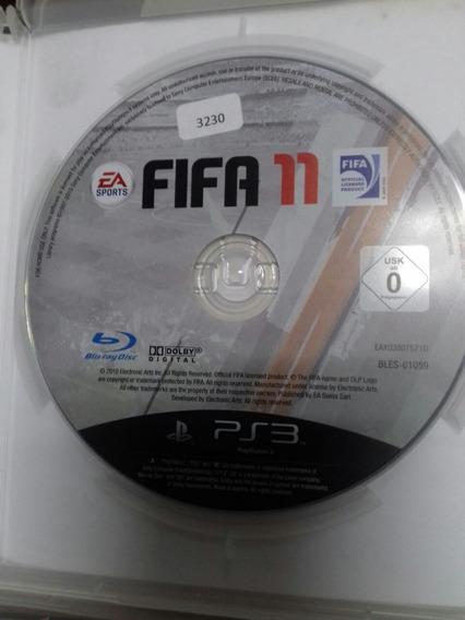 Fifa 11 Cd Ps3 (blu-ray) Promoção