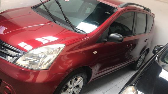 Nissan Livina 16 S Vermelha 2013 5 P