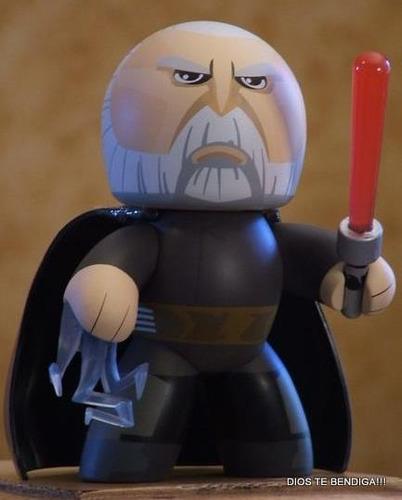 Figura Count Dooku Star Wars Guerra De Las Galaxias