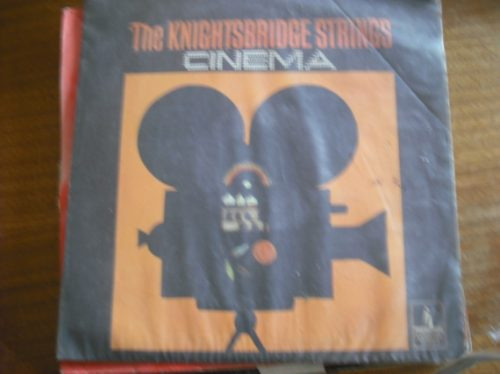 Vinilo De The Knigtsbridge Strings  Cinema (u664