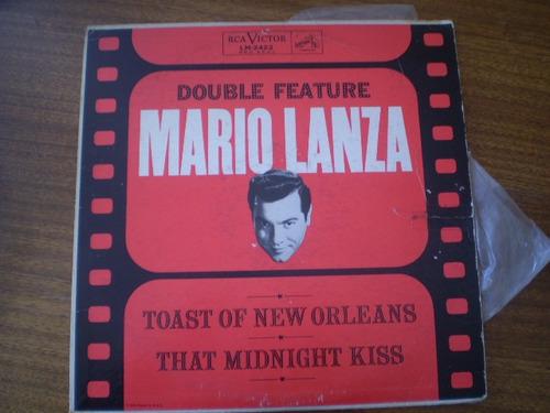 Vinilo De   - Mario Lanza Double Feature (u259