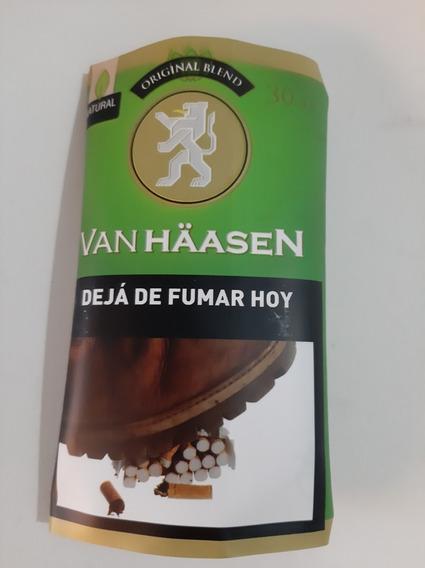Tabaco Para Armar Van Haasen Verde Rubio 30g Armateuno